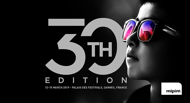 mipim 2019 à Cannes, trentième édition