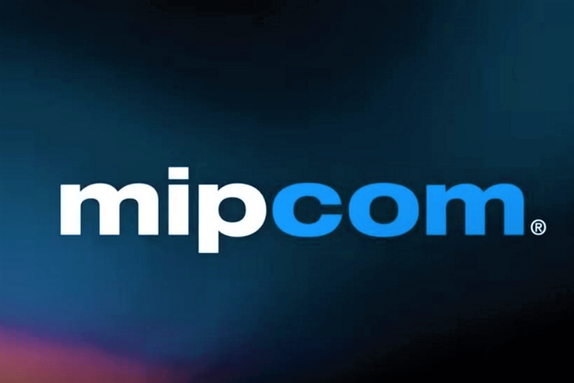 mipcom cannes event