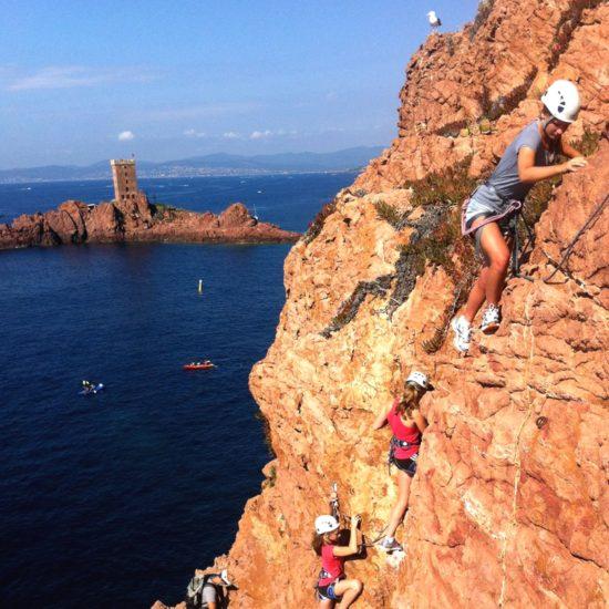 estrel climbing