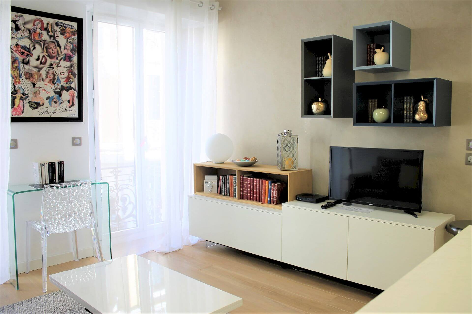 grand appartement moderne cannes