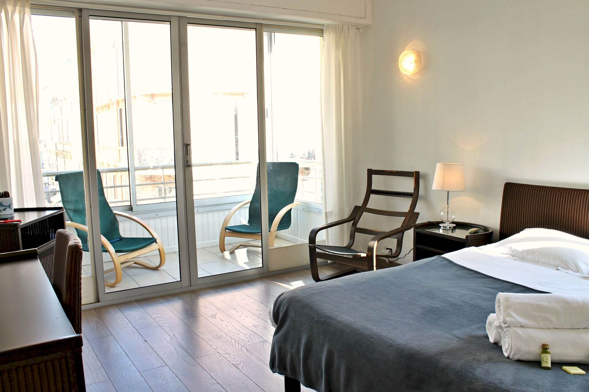 grand appartement cannes location