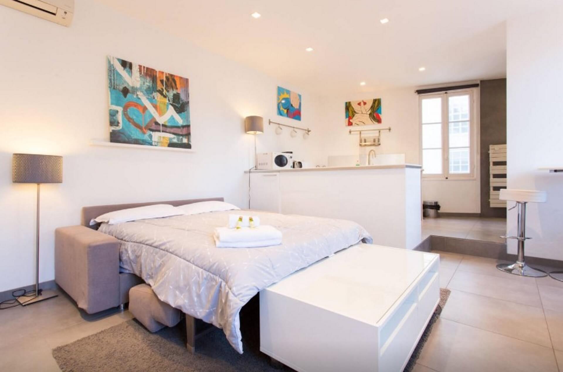 Appartement studio Agnès pour location