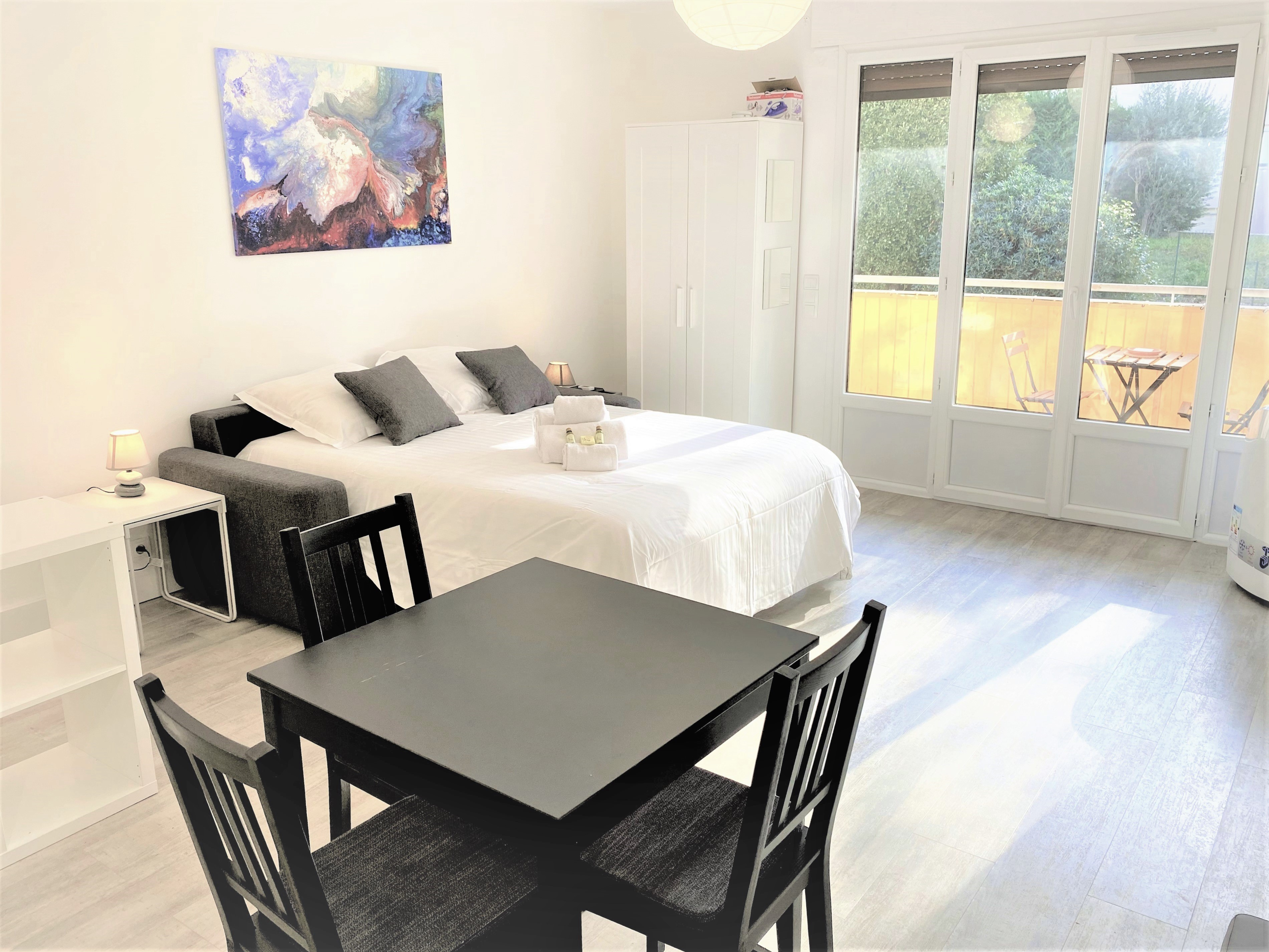 Cannes holiday rental