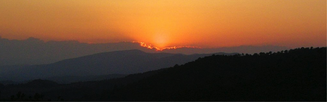 camper et passer la nuit en montagne