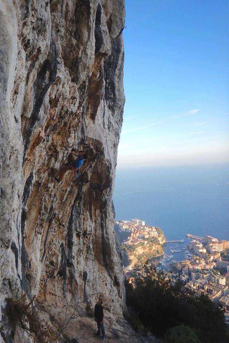 Escalader les hauteurs en Côte d'Azur - Monaco